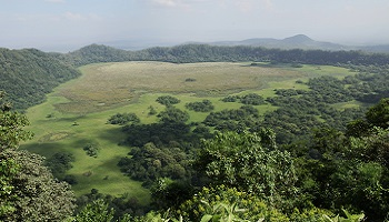 Arusha Nationalpark - Crater