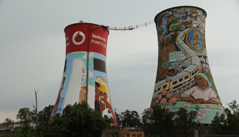 Orlando Towers Soweto (South West Township)