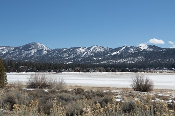 Big Bear Lake - San Bernadino Mountains
