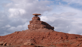 Mexican Hat, Utah / USA