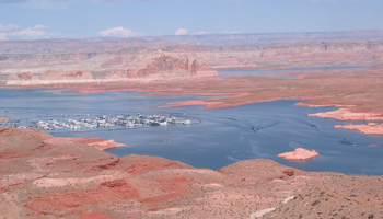 Lake Powell Resort in Wahweap