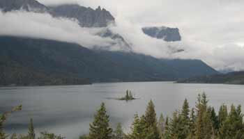 Glacier National Park Mary Lake