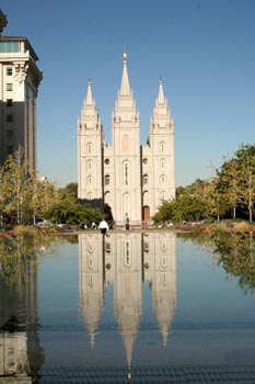 Salt Late City – Temple Square