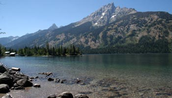 Teton Range – Grand Teton National Park