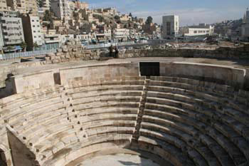 Odeon-Theater in Amman