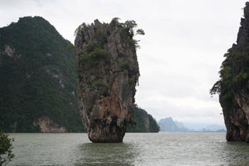 Khao Ta Poo - James Bond Island