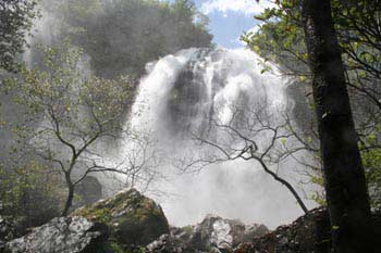 Kholong Lan Nationalpark - Wasserfall