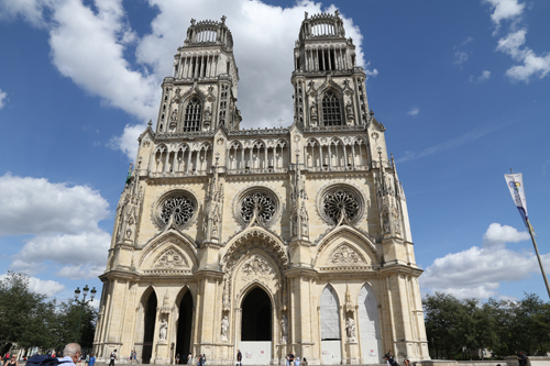 Orleans - Kathedrale