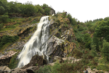 Powerscourt Wasserfall