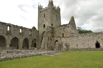 Jerpoint Abbey bei Thomastown