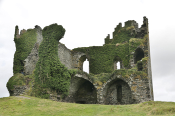 Ballycarbery Castle - Ring of Kerry