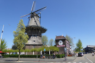 Windmühle De Gooyer