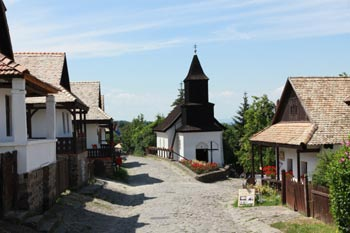 Hollokö - Rabenstein - Traditionelles Dorf UNESCO Weltkulturerbe