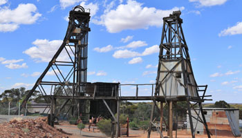 Hannahs North Tourist Mine