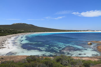 Cape le grand Nationalpark - Lucky Bay